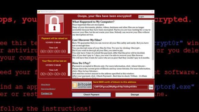ransomware wannacry - Hướng dẫn cách phòng tránh Ransomware WannaCry chi tiết nhất