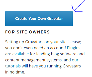1 - Dùng Gravatar đặt ảnh đại diện cho Comment trong AnonyViet