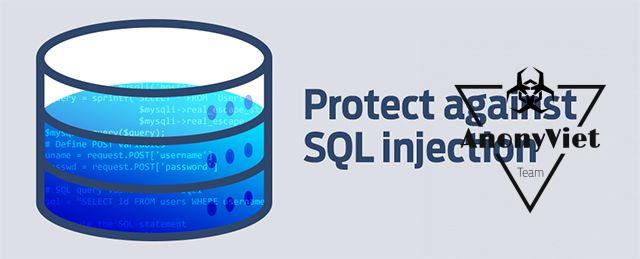 Hướng dẫn code kiểm tra lỗ hổng bảo mật Sql Injection với Python script và cách phòng chống. 9