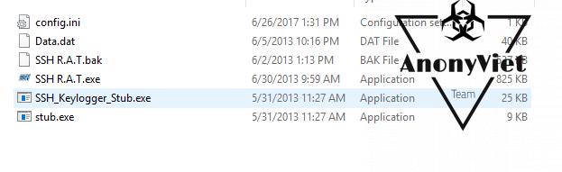 SSH - Trọn bộ 3 công cụ xâm nhập máy tính 16
