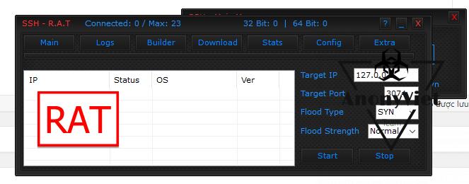 SSH - Trọn bộ 3 công cụ xâm nhập máy tính 18