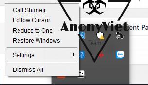 Tạo hiệu ứng Shimeji Pet trên màn hình máy tính 20