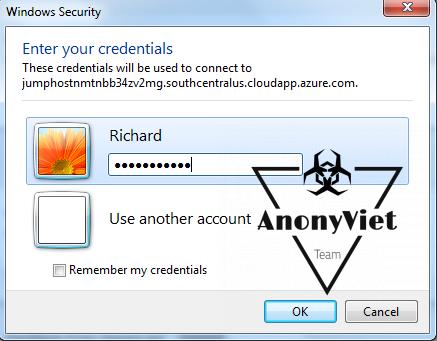 Hướng dẫn đăng ký VPS miễn phí của Microsoft 44