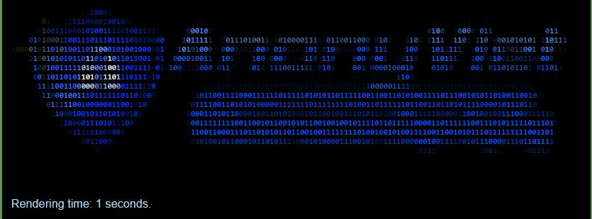 Chuyển hình ảnh thành mã ASCII 21