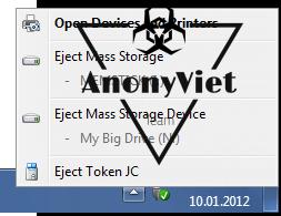 Nhận ngay bản quyền USB Safely Remove 10