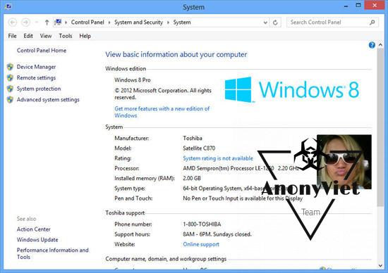 Tools đổi thông tin OEM máy tính 23