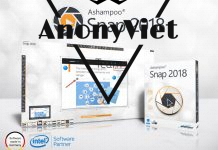 Nhận Bản quyền Ashampoo Snap 2018 Chụp, quay phim màn hình 2