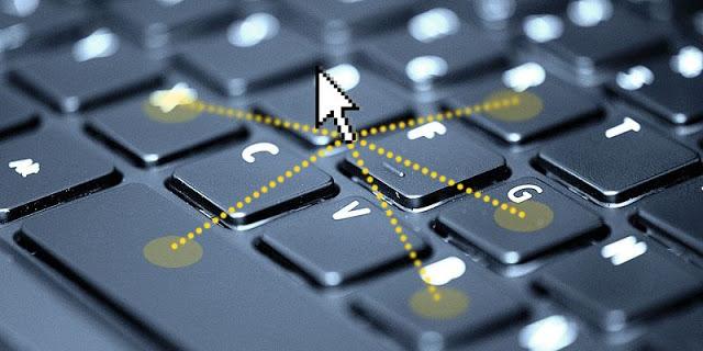 Cách điều khiển Chuột bằng Bàn phím 1