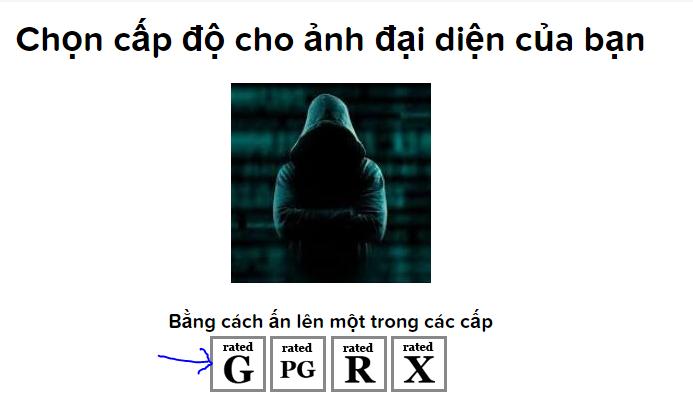 Dùng Gravatar đặt ảnh đại diện cho Comment trong AnonyViet 10