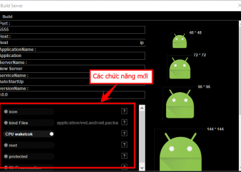 Spynote RAT thế hệ 4 - xâm nhập Android 5