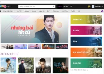 Share Accessurl ZingMp3 VIP và ZingTV VIP