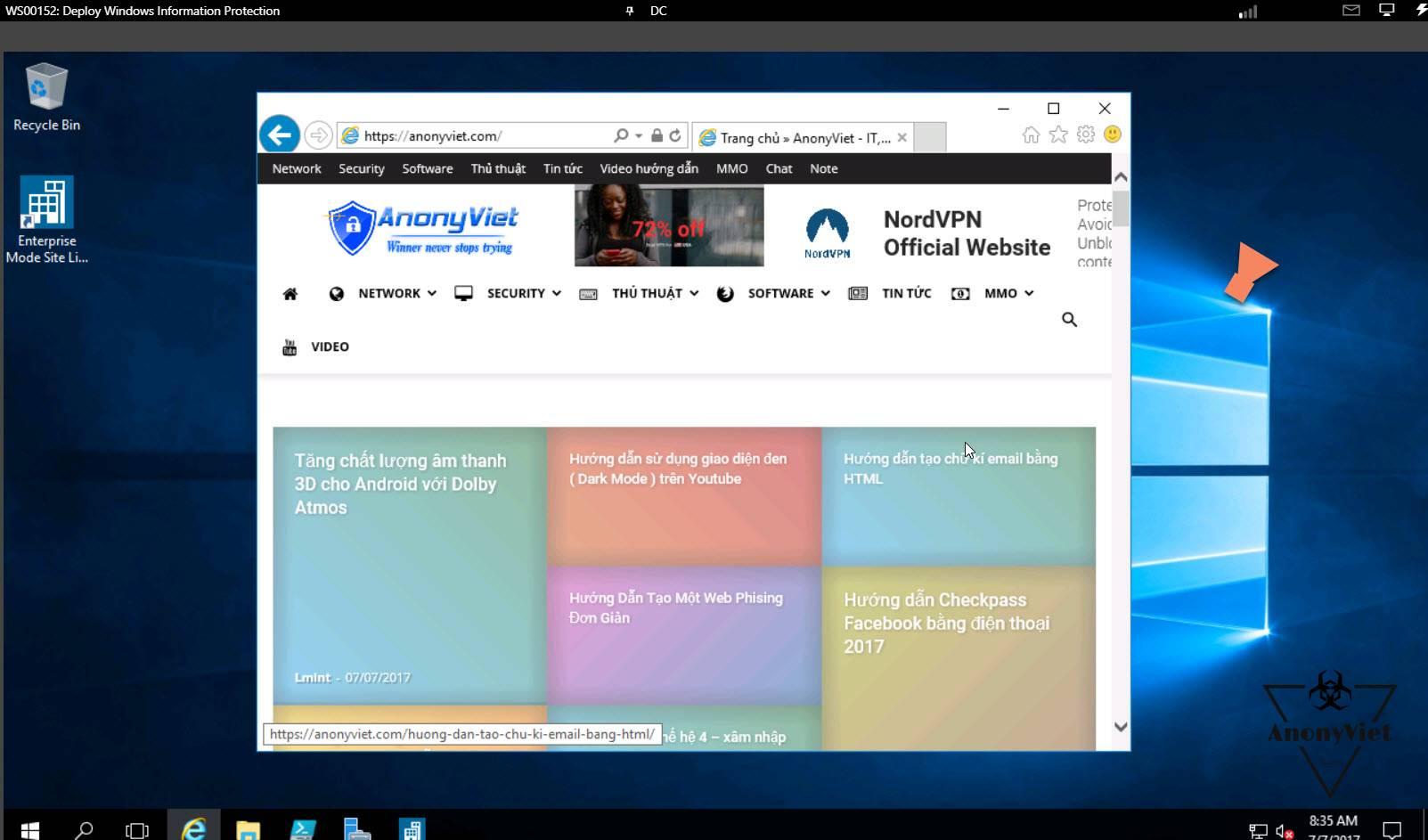 Hướng dẫn đăng ký VPS Microsoft cách mới 47