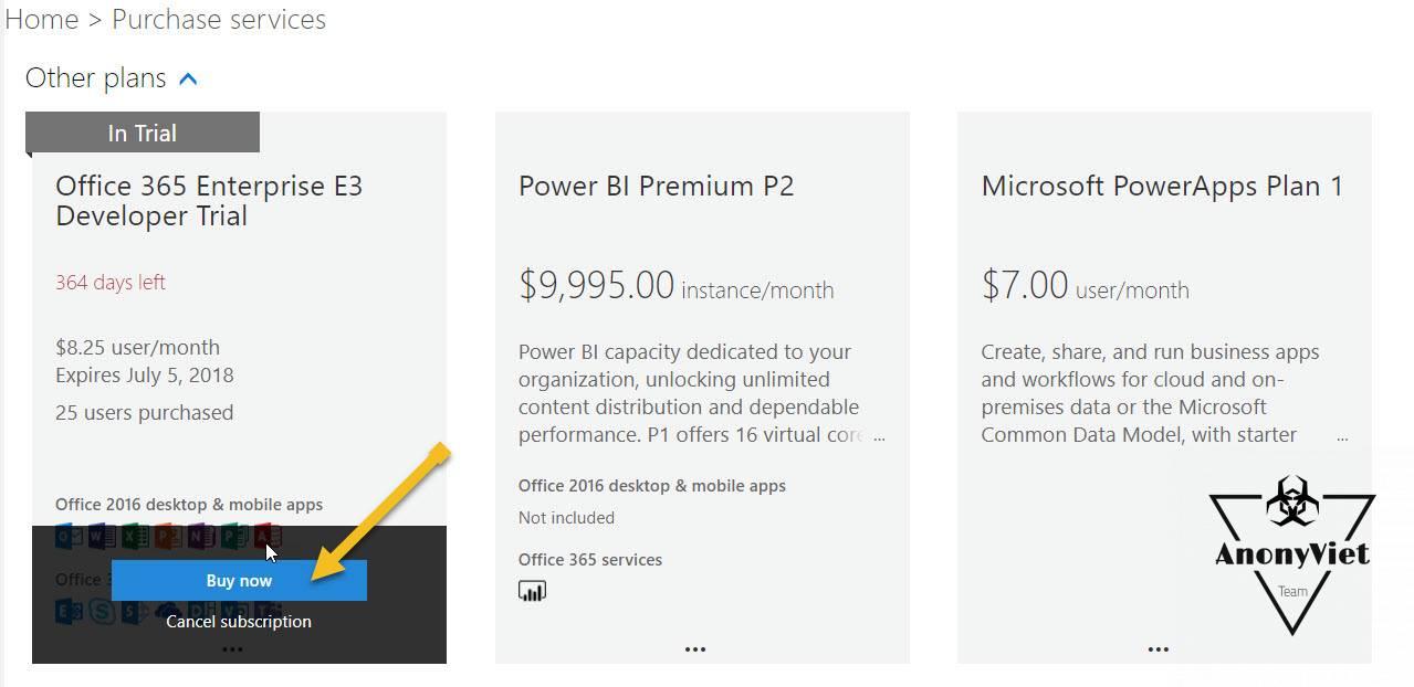 12 - Hướng dẫn đăng kí Office 365 & 21TB ONE DRIVE miễn phí từ Microsoft