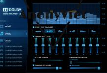 Hướng dẫn cài Dolby Home Theater V4 tăng chất lượng âm thanh 1