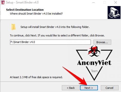 Cách đính kèm file virus vào file .exe khác 36