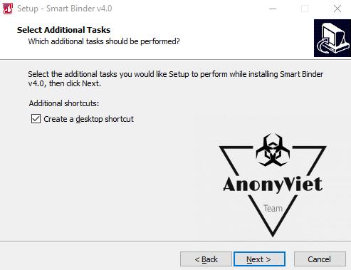 Cách đính kèm file virus vào file .exe khác 37