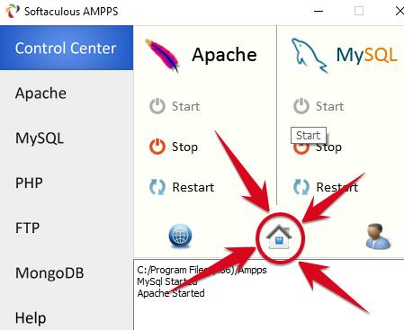 Hướng dẫn tự tạo Localhost trực tiếp trên máy tính với Ampps 52