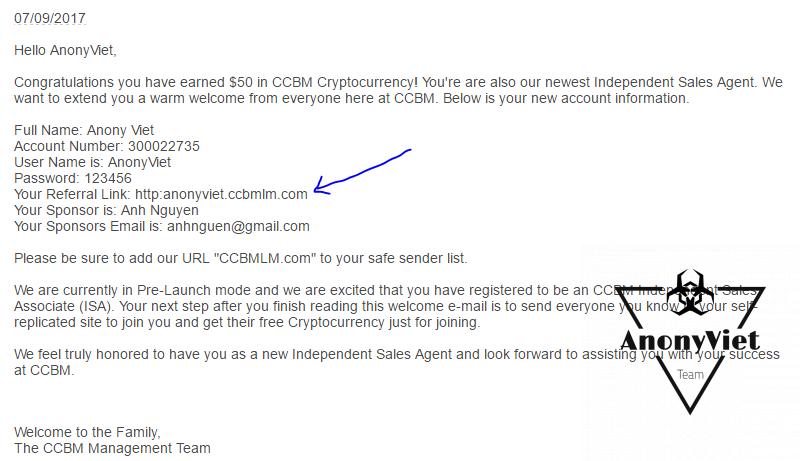 2 2 - Kiếm tiền 50$ bằng Cryptocurency của CCBMML