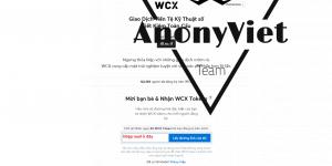 WCEX là gì và cách nhận loại tiền ảo WCX miễn phí 10