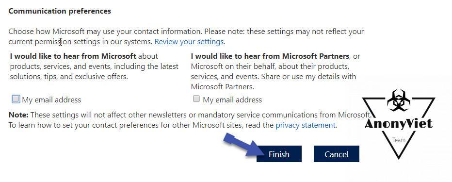 Hướng dẫn đăng kí Office 365 & 21TB ONE DRIVE miễn phí từ Microsoft 39