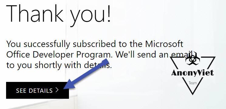 4 - Hướng dẫn đăng kí Office 365 & 21TB ONE DRIVE miễn phí từ Microsoft