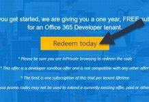 Hướng dẫn đăng kí Office 365 & 21TB ONE DRIVE miễn phí từ Microsoft 5