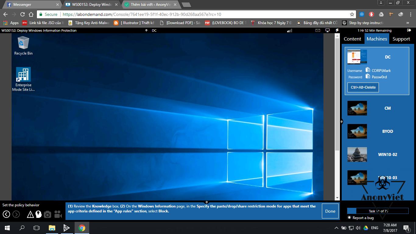 Hướng dẫn đăng ký VPS Microsoft cách mới 48