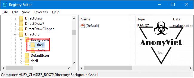 acp 2 650x264 - Hướng dẫn thêm Control Panel vào Menu Right Click