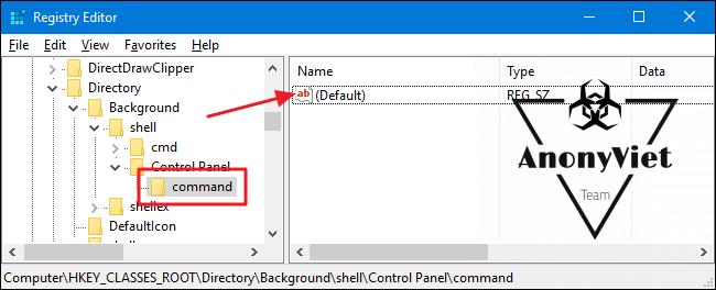 acp 5 650x264 - Hướng dẫn thêm Control Panel vào Menu Right Click