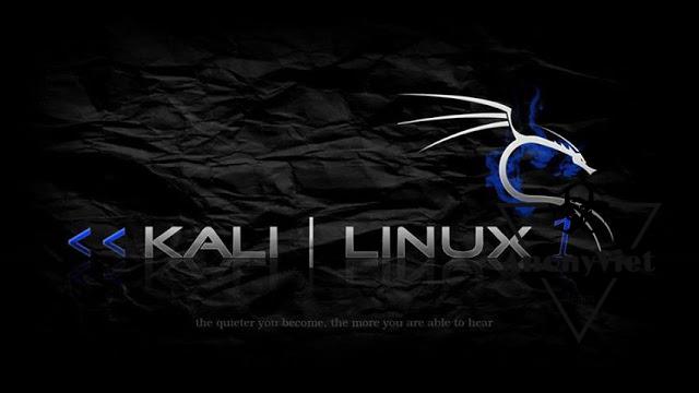 Full hướng dẫn học Hack trên Kali Linux 10