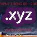 Event tặng domain xyz cho 3 bạn may mắn 1