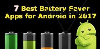 TOP 7 ứng dụng tiết kiệm PIN cho Android 2017