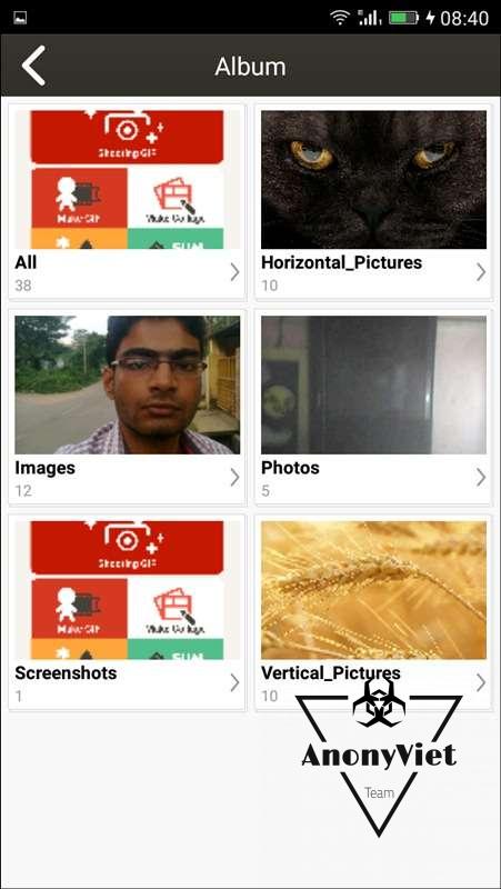 make gif - Các cách tạo ảnh Gif trên Android tốt nhất