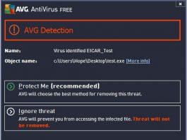 Code test Anti Virus