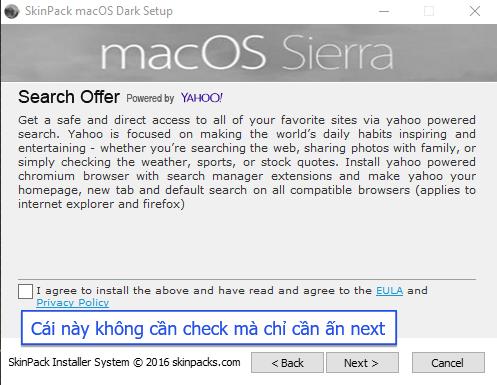 Hướng dẫn đổi giao diện Windows sang MacOS 36