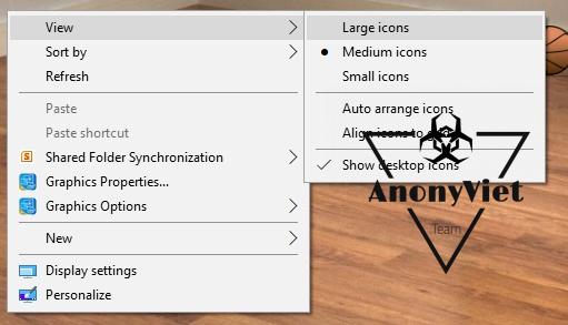 Hướng dẫn trang trí Desktop 3D cực đẹp 29