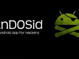 AnDosid - Phần mềm tấn công DDOS cho Android 1