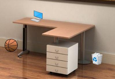 ban - Hướng dẫn trang trí Desktop 3D cực đẹp