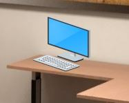 man hinh - Hướng dẫn trang trí Desktop 3D cực đẹp