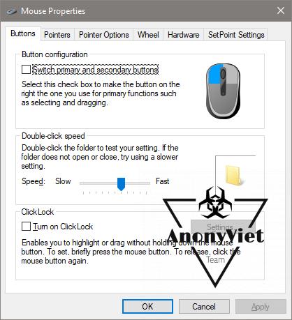 Cách cấu hình Chuột trong Windows hoạt động tốt hơn 27