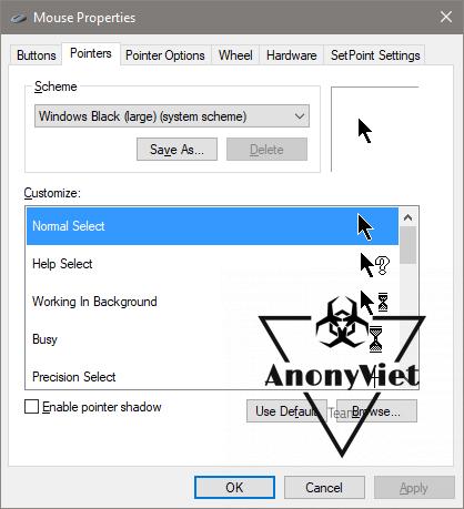 Cách cấu hình Chuột trong Windows hoạt động tốt hơn 28