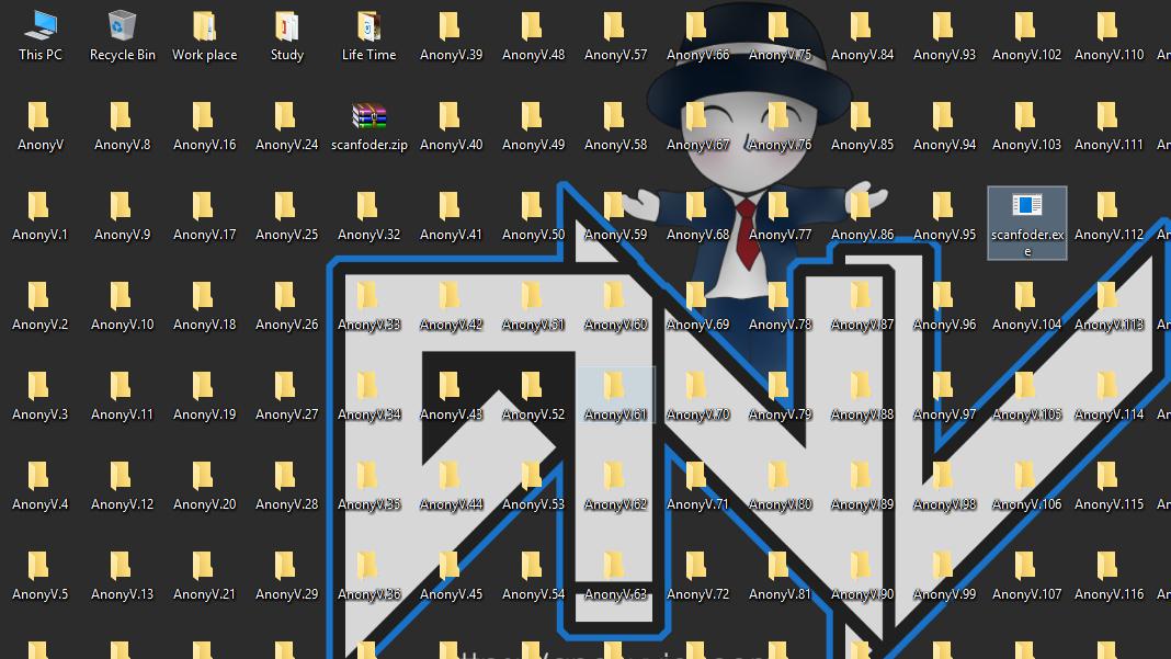 Screenshot 66 - Tool thử độ ngu by Anonyviet