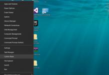 Hướng dẫn đưa Control Panel vào menu Windows X trên Windows 10 5