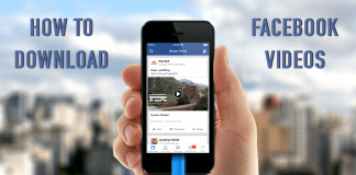 Cách Download Video Facebook trên Android và iOS 1