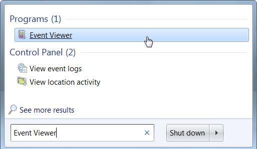 image27 - Cách theo dõi thời gian bật tắt máy tính với Event Viewer