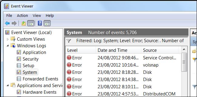 image31 - Cách theo dõi thời gian bật tắt máy tính với Event Viewer
