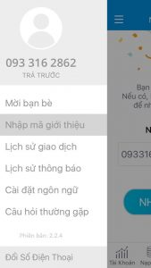 Hướng dẫn nhận 5000đ của Mobifone bằng MobiNext 27