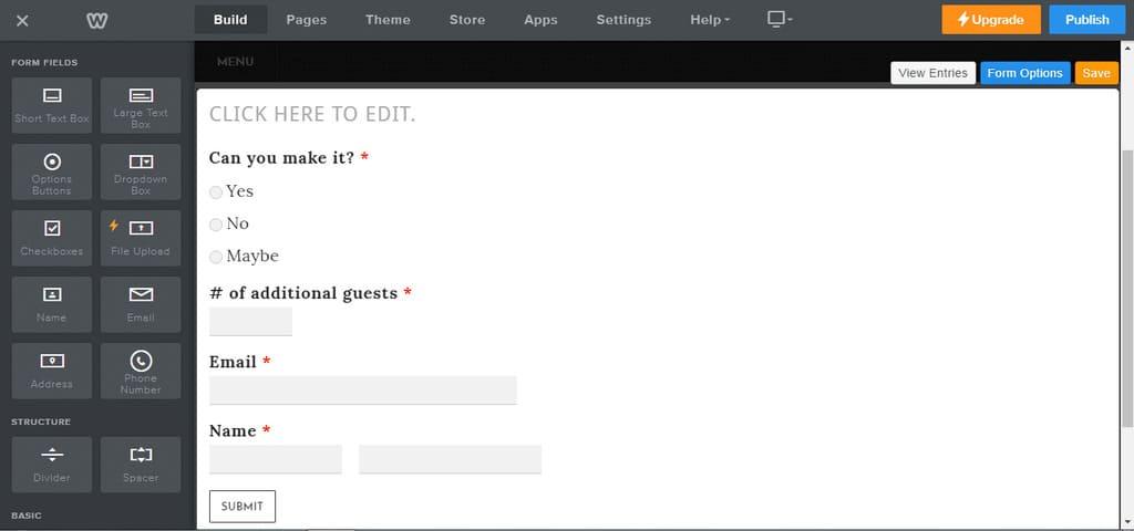 Hướng dẫn tạo một trang Web Phishing với Weebly 23