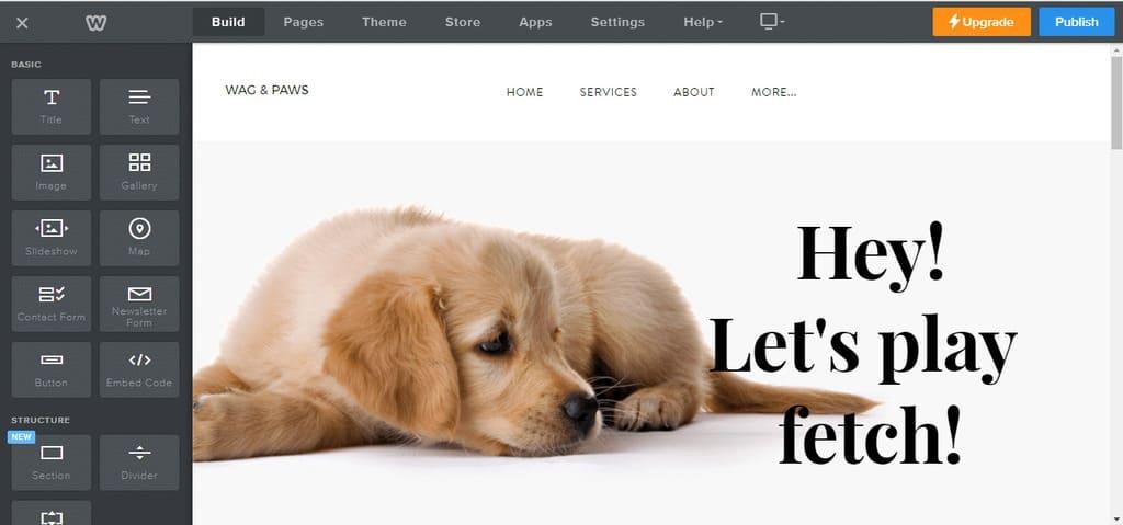 Hướng dẫn tạo một trang Web Phishing với Weebly 18