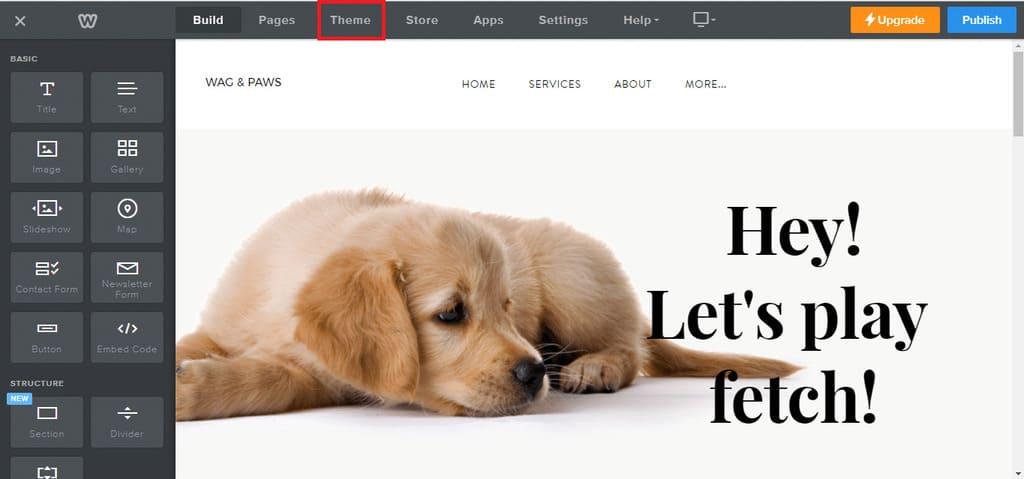 Hướng dẫn tạo một trang Web Phishing với Weebly 19